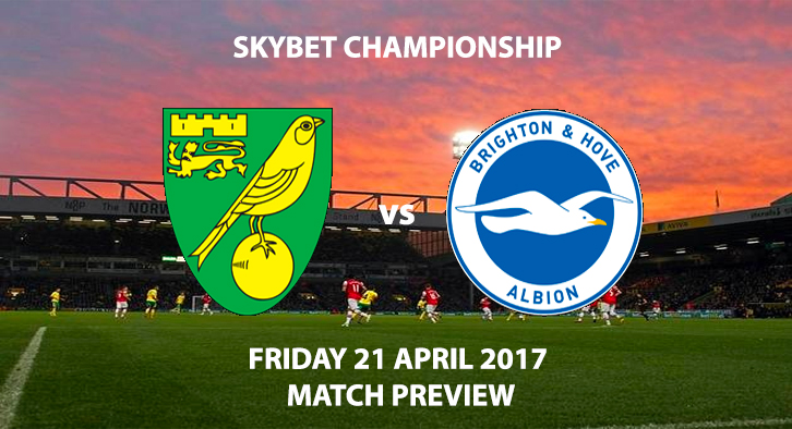 Norwich vs Brighton - Match Preview large