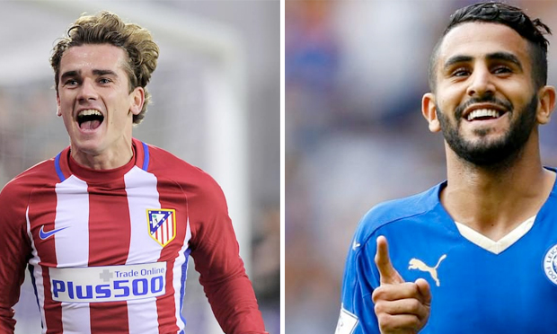 Antoine Griezmann & Riyad Mahrez will be the main men both sides will be looking to for goals.