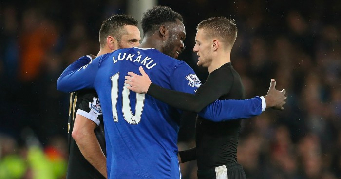 Jamie Vardy & Romenlu Lukaku will be looking to feature amongst the goals this weekend.