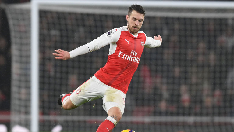 Aaron Ramsey has been key to Arsenal's revival
