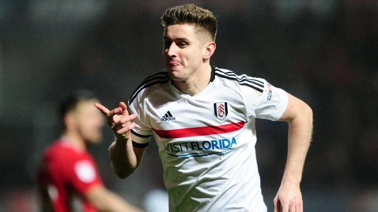 Cairney scored a vital equaliser for Fulham at Craven Cottage