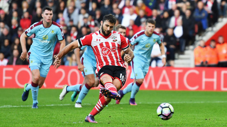 Charlie Austin could return to the squad tonight