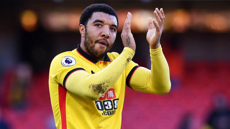 Deeney could start today for outgoing manager Walter Mazzarri