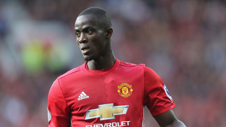 Eric Bailly could feature in tonight's semi final 2nd leg