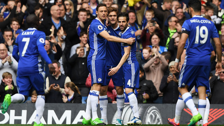 Fabregas has provided 11 assists this season for his club