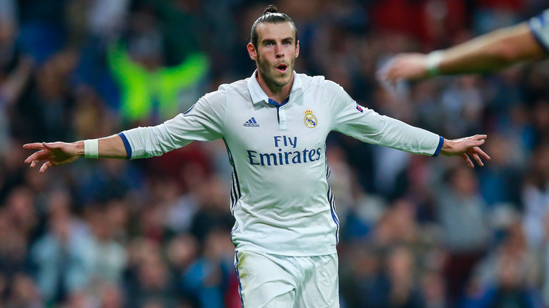 Gareth Bale could return to the Real Madrid squad as they look to win the league title tonight