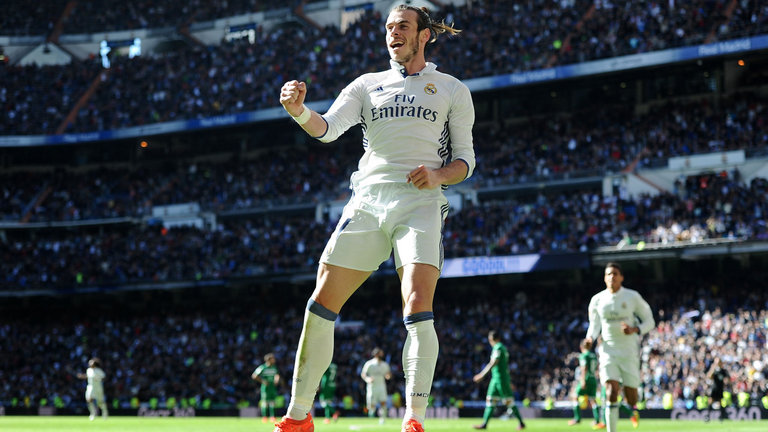 Gareth Bale could start ahead of Isco in the final in Cardiff