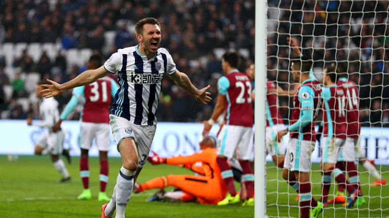 Gareth McAuley could miss out due to a thigh injury