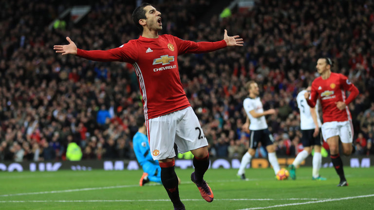 Henrikh Mkhitaryan's pace and skill could cause Spurs problems
