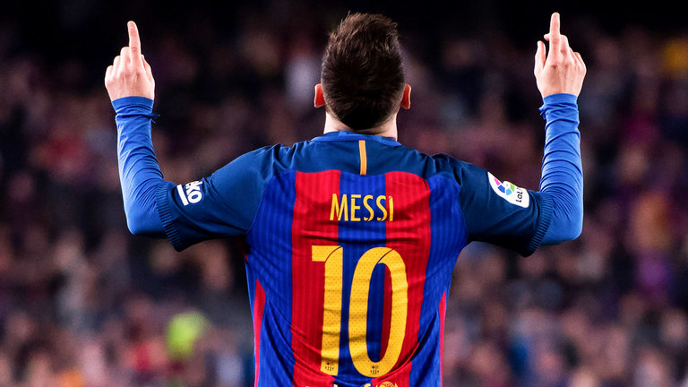 Lionel Messi is arguably the best player in the world