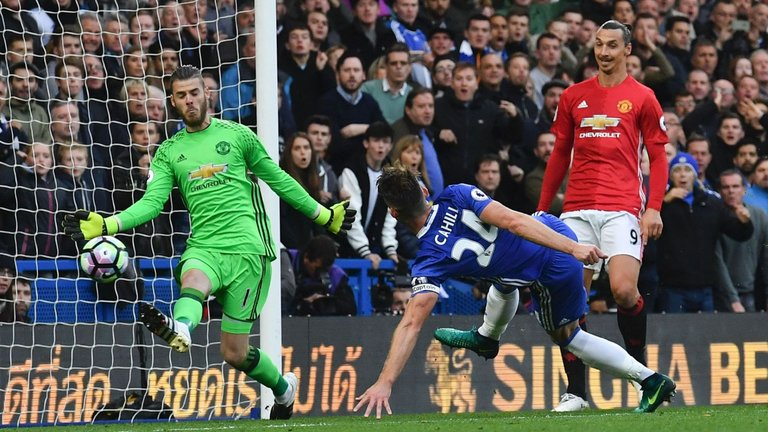 Manchester United must do everything to keep the Spanish keeper