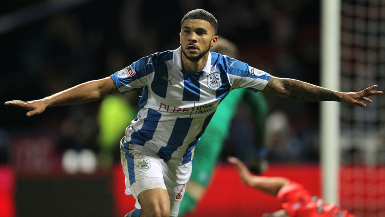 Nakhi Wells can fire Huddersfield into the final at Wembley