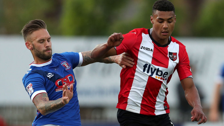Ollie Watkins will be key to Exeter reaching League One