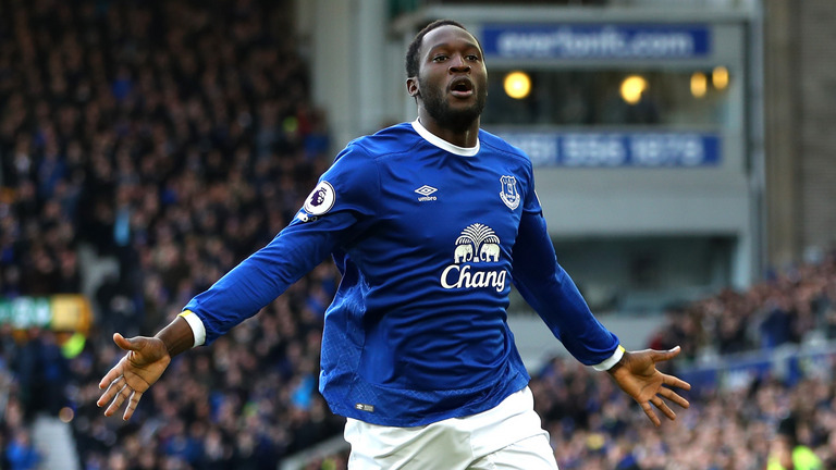 Romelu Lukaku is currently the top scorer in the Premier League