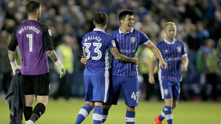 Sheffield Wednesday will look to Fernando Forestieri to provide the goals tonight