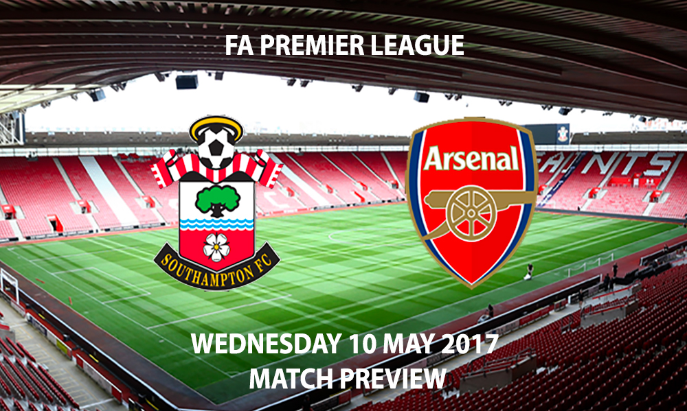 Southampton vs Arsenal - Match Preview