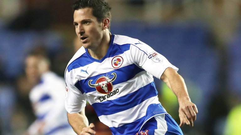Yann Kermorgant's goals have Reading in a fine position for promotion