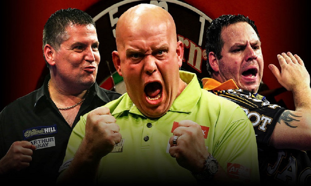 Betway Darts World Cup Preview - Day 1
