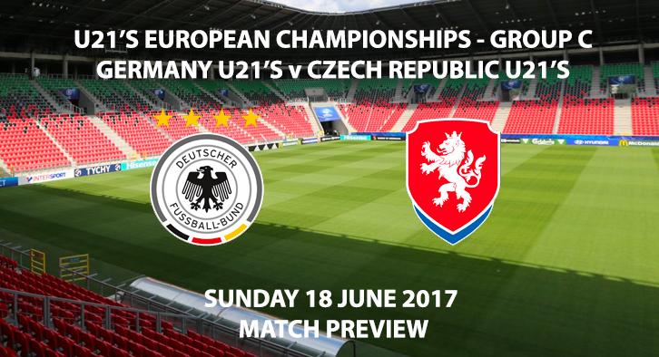 Germany U21's vs Czech Republic U21's - Match Preview