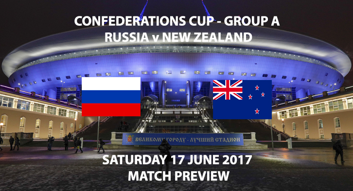 Russia vs New Zealand - Match Preview