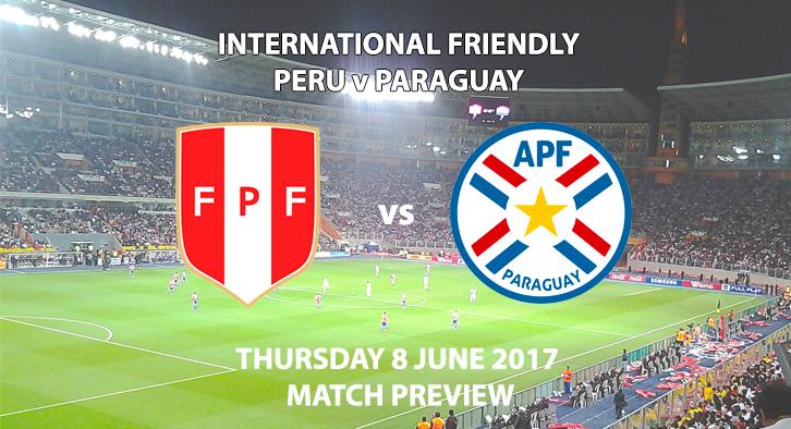 Peru vs Paraguay - Match Preview